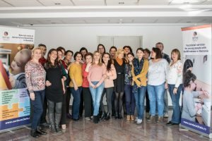 Training course in deafblindness