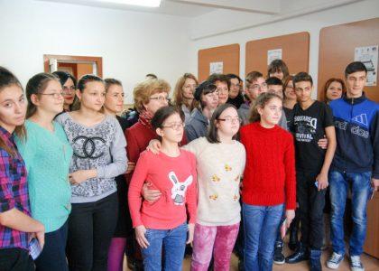 Moș Crăciun a ajuns la Focșani și la Buzău