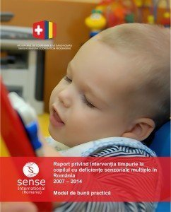 Intervenția timpurie – cheia viitorului copiilor cu deficiențe senzoriale multiple