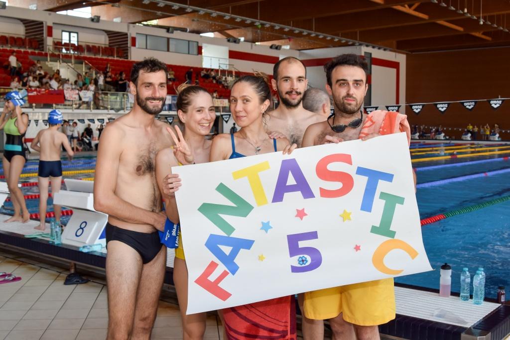 #facemvaluri la Swimathon București cu proiectul SENSart