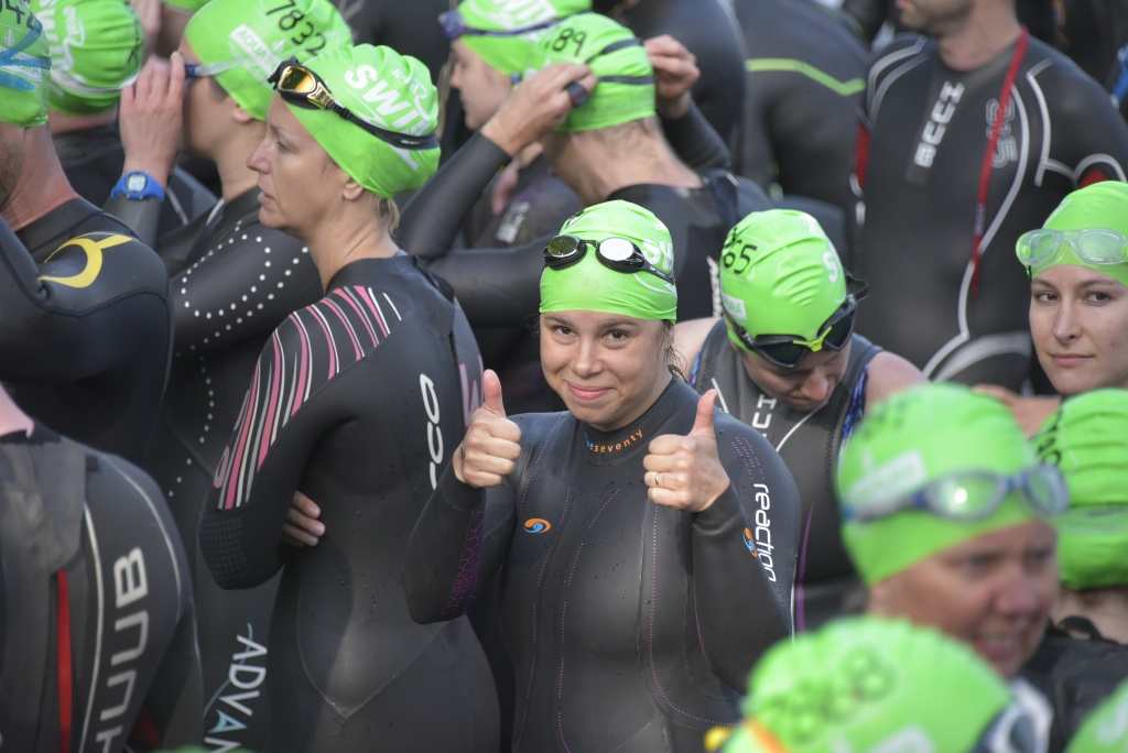 Ana la Great North Swim – povestea unei reușite