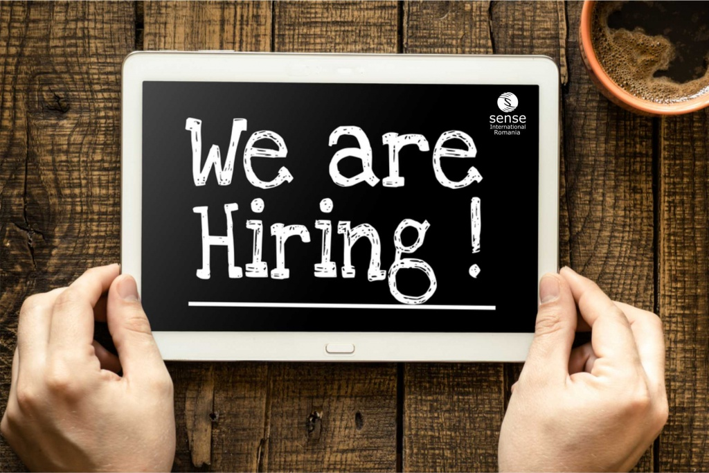 We are looking for a colleague :)