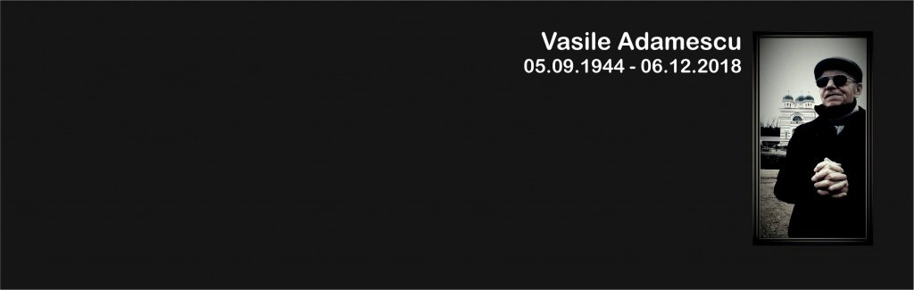 Vasile Adamescu – a life dedicated to the rights of people with deafblindness