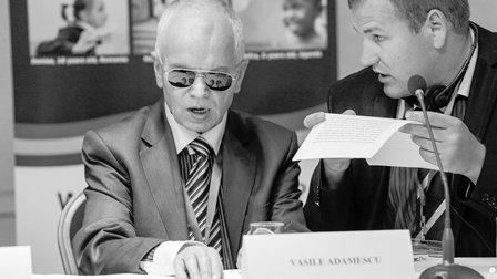 Vasile Adamescu – dincolo de simțuri